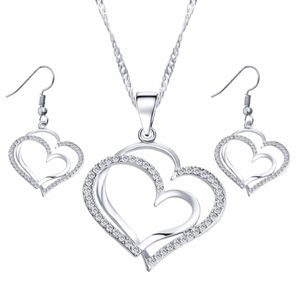 Jewelry - NEW! Heart Sterling Silver SET! BUNDLE FOR deals!